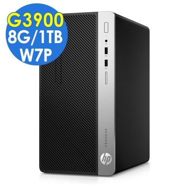 HP 400G4 G3900/8G/1TB/W7P