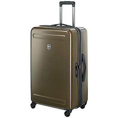 VICTORINOX Etherius Illusion系列可擴充30吋硬殼行李箱-古銅