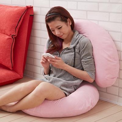 Bed Maker-甜在心 孕婦枕/托腹枕/嬰兒枕(四色任選)可拆洗