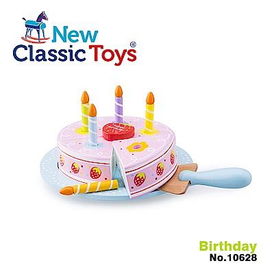 荷蘭New Classic Toys 經典生日蛋糕 - 10628