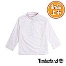 Timberland 女款白色七分袖襯衫