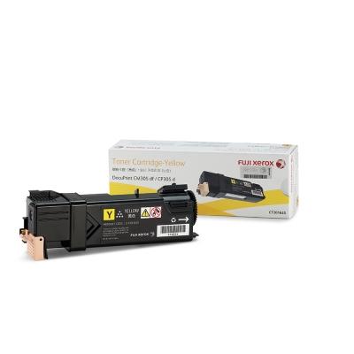 FujiXerox CT201635 黃色碳粉匣(列印量3,000 頁)