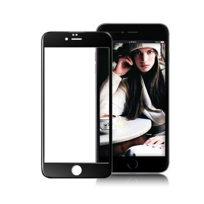 X mart  iPhone 6/6s i6s 4.7吋  鋼鐵滿版3D玻璃保護貼