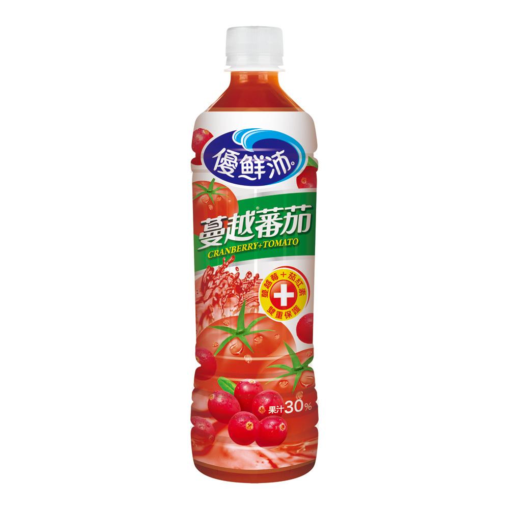 優鮮沛蔓越蕃茄綜合果汁(540mlx24)