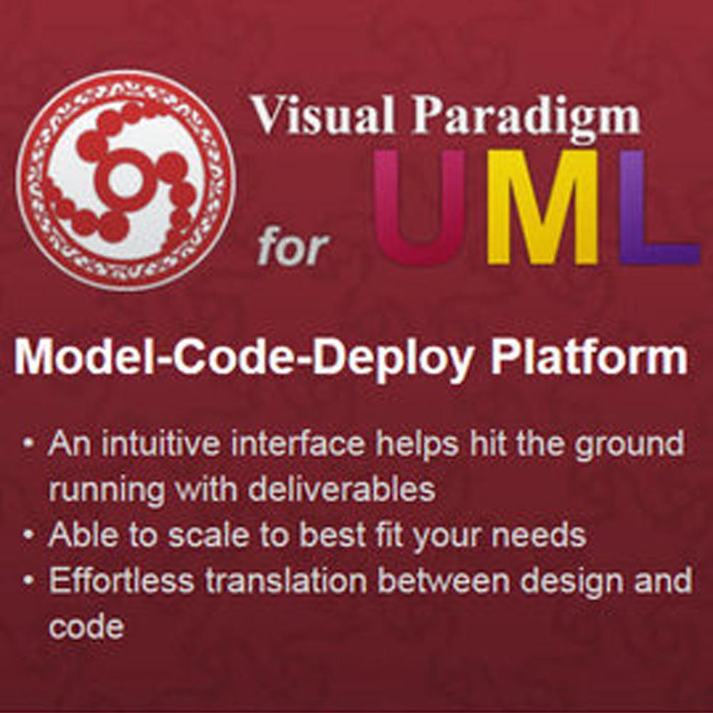 Visual Paradigm Standard Edition 單機版 (下載)