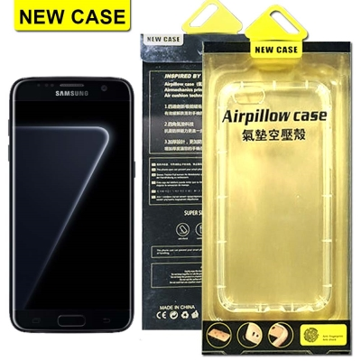 NEW CASE SAMSUNG S7 EDGE 氣墊空壓殼