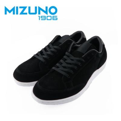 Mizuno 1906 限量男天然牛皮休閒鞋 (黑) D1GA171609