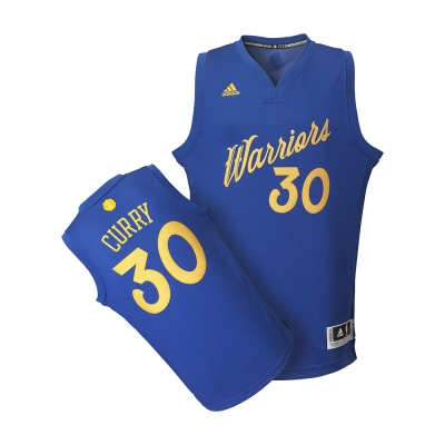adidas-NBA-STEPHEN-CURRY-聖誕節球衣-BT8422