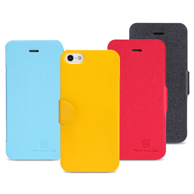 NILLKIN Apple iPhone5/5S/SE新皮士鮮果系列超薄皮套