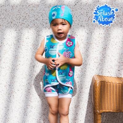 Splash About 潑寶 包裹式保暖泳衣 - 奇幻水果