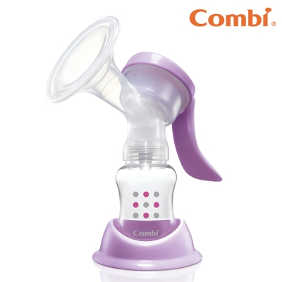 【麗嬰房】Combi 自然吸韻手動吸乳器
