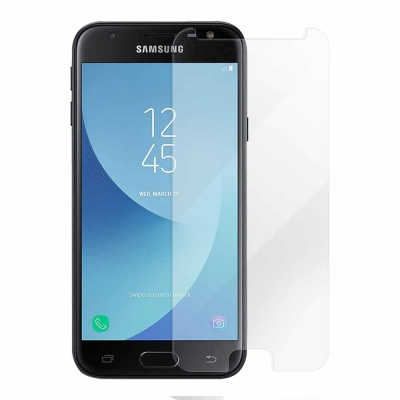 Metal-Slim Samsung Galaxy J3 Pro 9H鋼化玻璃保...