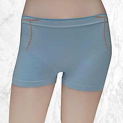 BVD Ladies  COOL & LIGHT系列 低腰平口內褲(藍色)