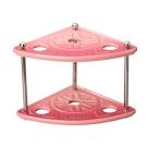LE CREUSET 瓷器收納架 (薔薇粉)