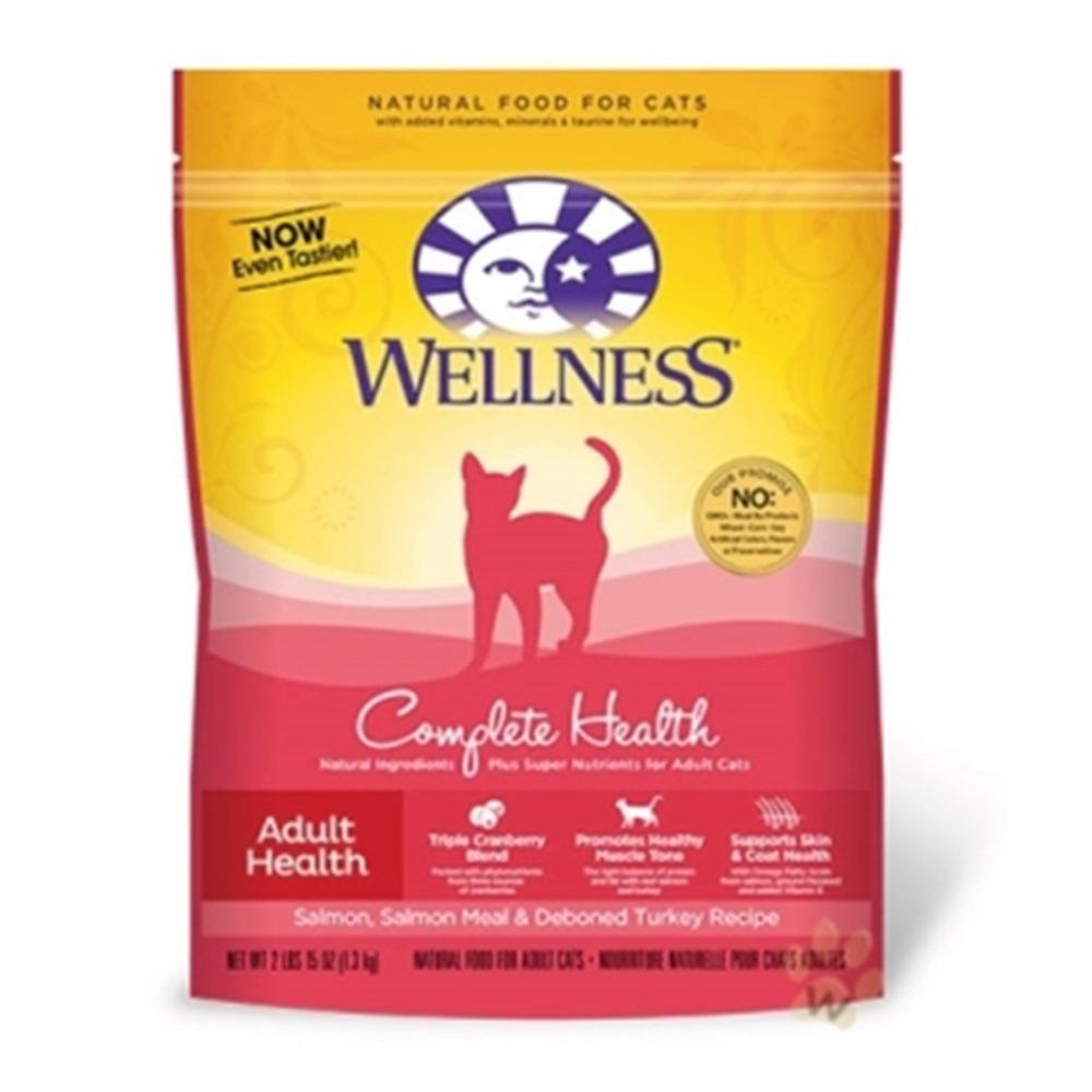 Wellness 全方位系列 成貓 頂級深海食譜 2.5磅