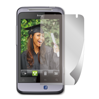 ZIYA HTC Salsa 抗刮螢幕保護貼 (兩入裝)