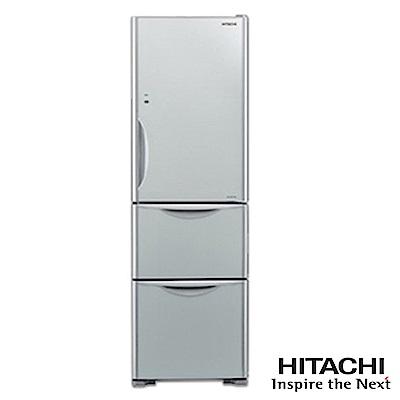 HITACHI日立394公升變頻三門電冰箱 RG41A/GS