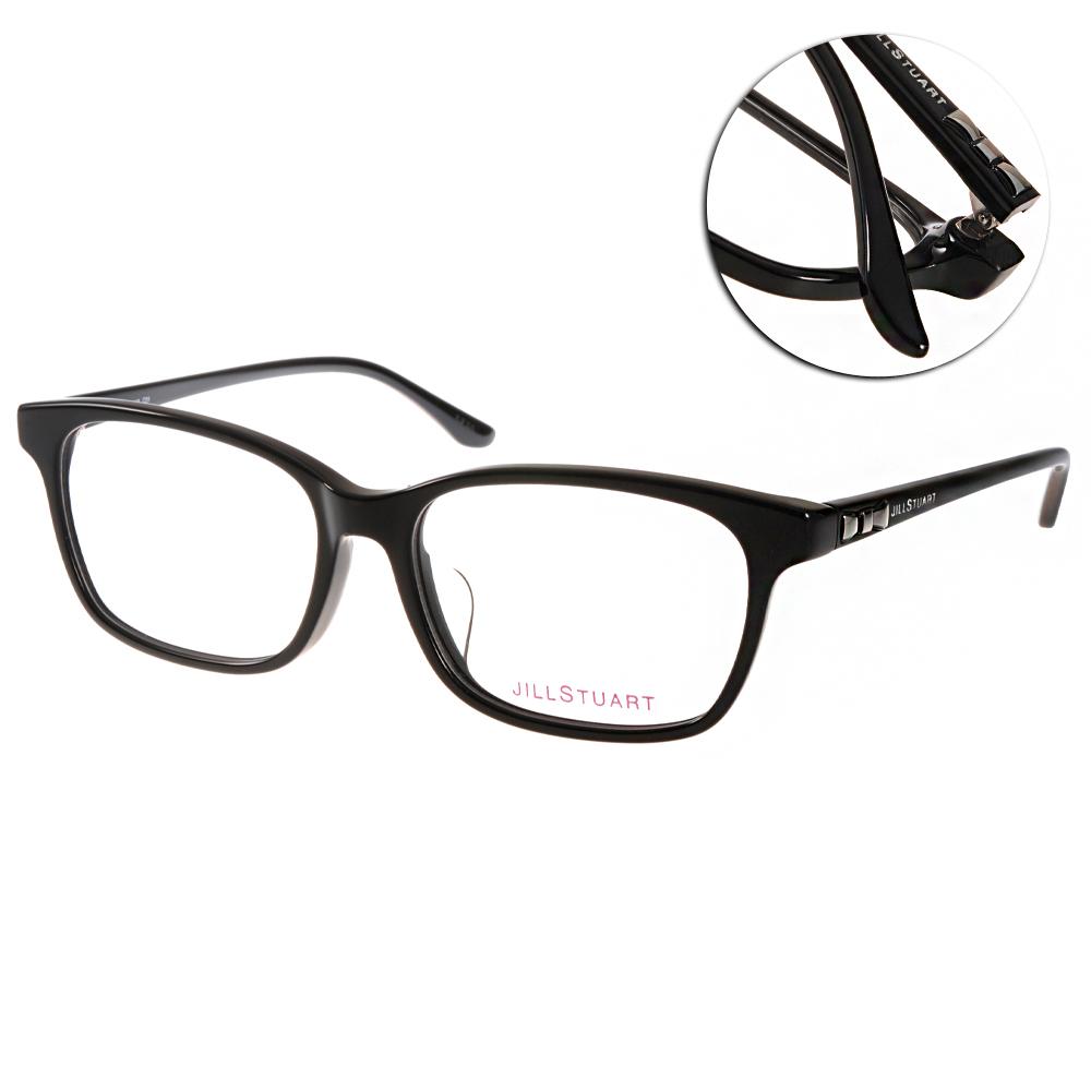 JILL STUART眼鏡 夢幻蝴蝶結款/黑#JS60082 C01 @ Y!購物