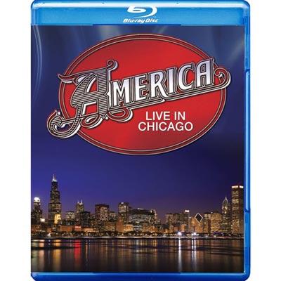 亞美利加合唱團 - 芝加哥現場演唱會實錄 藍光BD