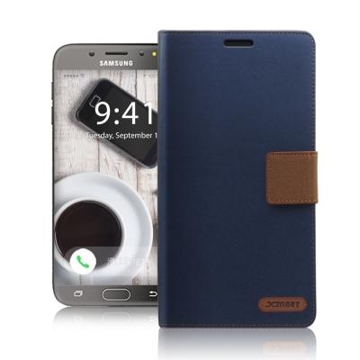 XM Samsung Galaxy J7 Pro 時尚浪漫風支架皮套