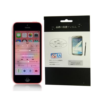 APPLE iPhone5C 亮面防指紋 螢幕保護貼