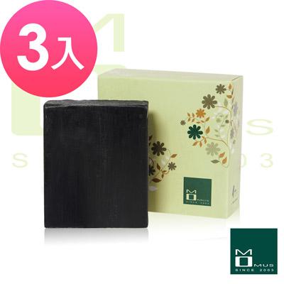 MOMUS-竹取炭潔膚皂90gX3入