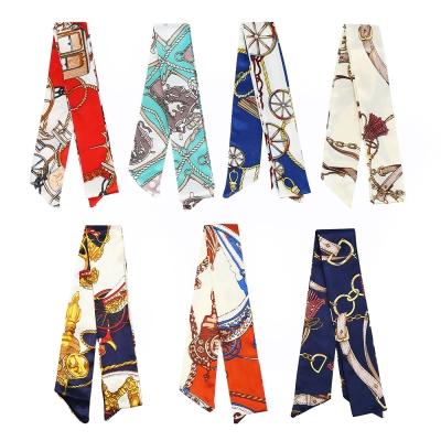 ANNA DOLLY 質感配件Urban圖騰絲巾 (共七色)