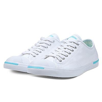 CONVERSE-男女休閒鞋160817C-白
