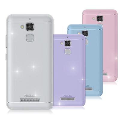VXTRA ASUS ZenFone 3 Max 清透0.5mm隱形手機殼
