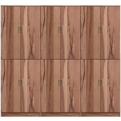 aaronation 雷思克設計師180~240cm上下木門鞋櫃-量身訂製系統家具