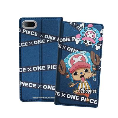 日本正版航海王iPhone 8 Plus/ 7 Plus彩繪磁力皮套(封鎖喬巴)