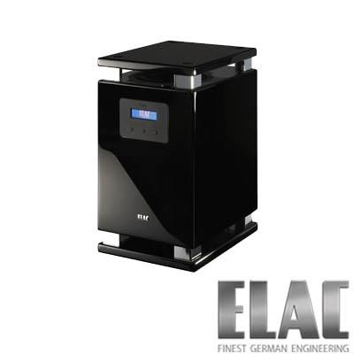 ELAC德國精品 超重低音喇叭SUB 2060 D(SW黑色/TI鐵灰)-支