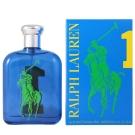 RALPH LAUREN BIG PONY #1馬球男性淡香水-運動款125ml
