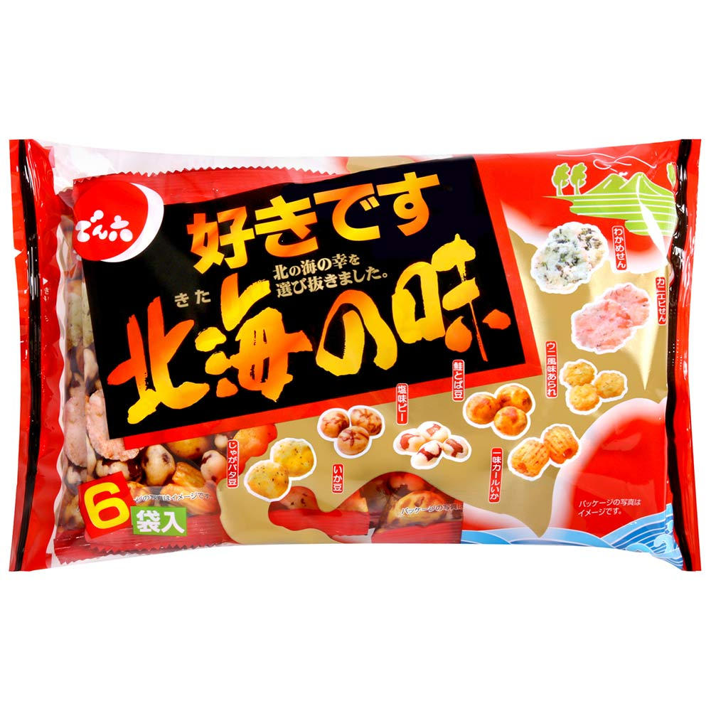 天六綜合豆果子餅乾130g