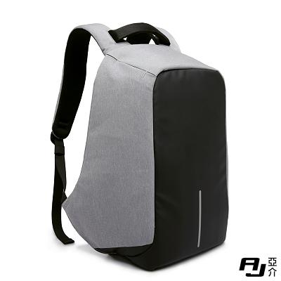 AJ.亞介 防盜 科技 旅行 商務 電腦 多功能 後背包