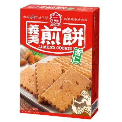 義美 杏仁煎餅(240g)