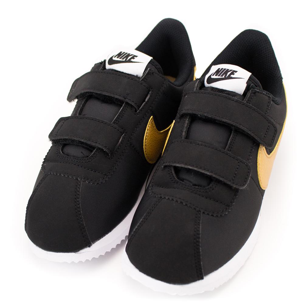 24H-NIKE-中童鞋AA3045001-黑金