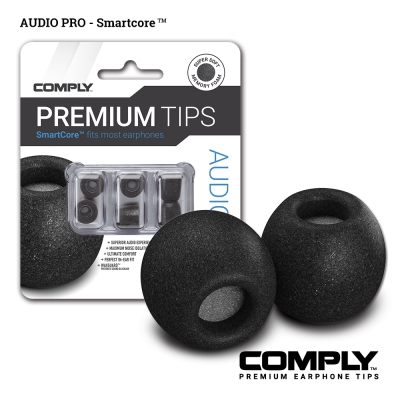 Comply SmartCore Audio 音樂型科技泡綿耳塞(3-pair)