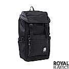 Royal Elastics - 英倫風休閒後背包 - Modern經典摩登系列 - 黑色