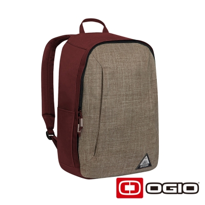 OGIO LEWIS 15 吋路易士輕量電腦後背包 (卡其)