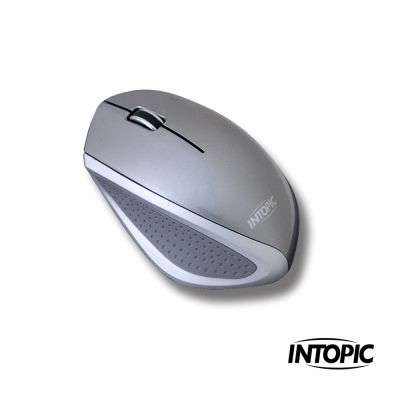 INTOPIC 2.4GHz飛碟無線光學鼠MSW-680