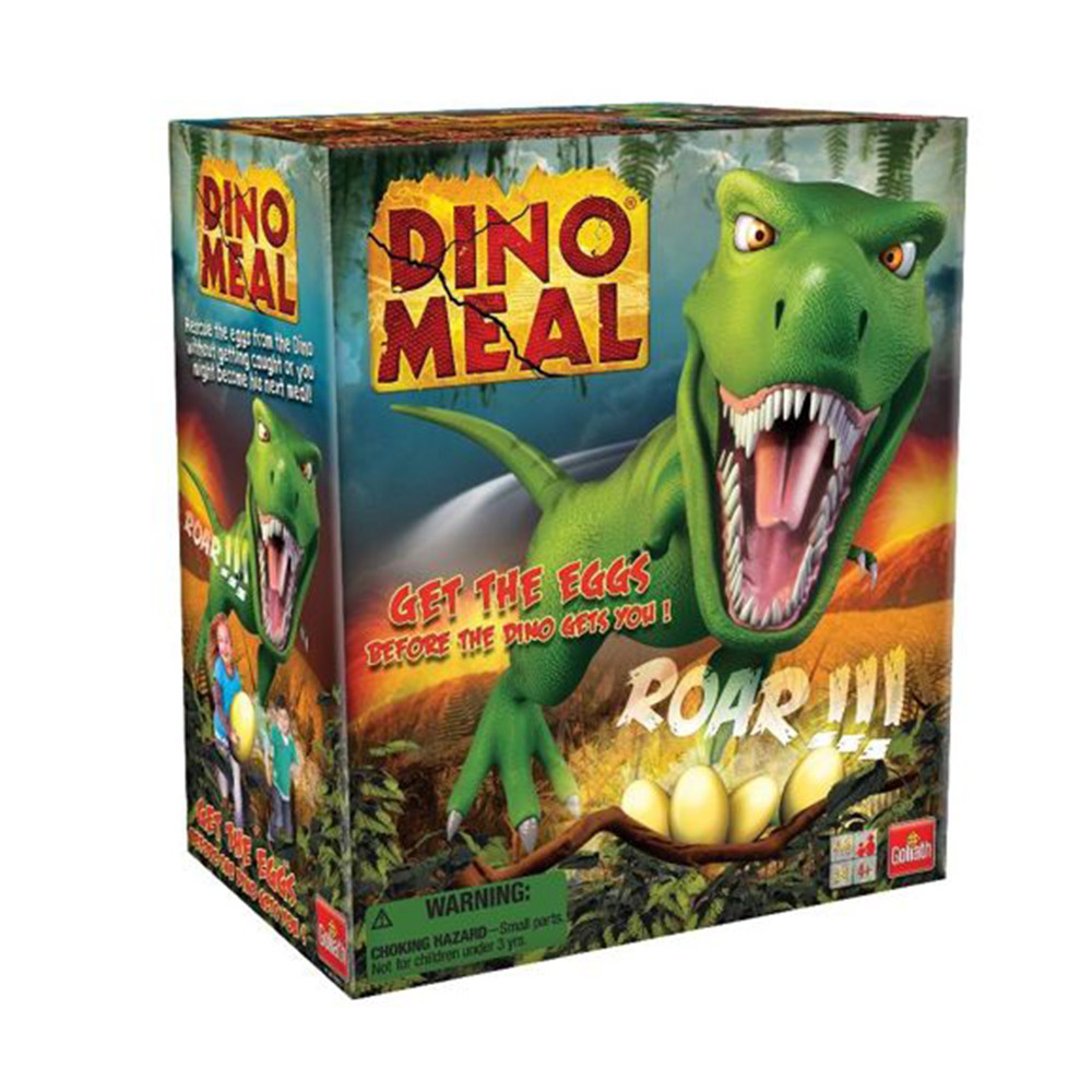 偷蛋暴龍王Dino Meal P&P GAME GO30551