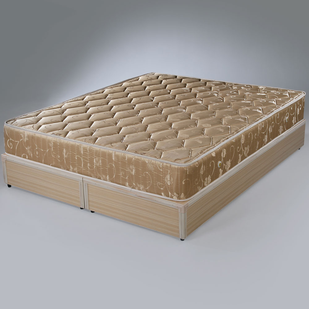 Homelike 奧亞6環護背硬式床墊-單人3.5尺