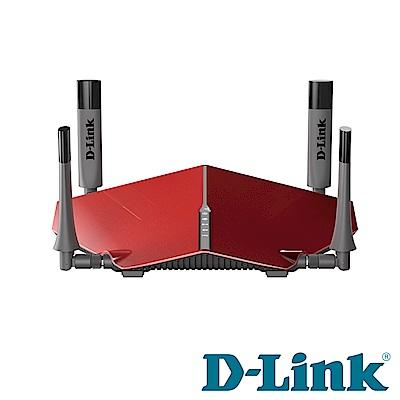 D-Link 友訊 DIR-885L AC3150雙頻Gigabit無線路由器分享器
