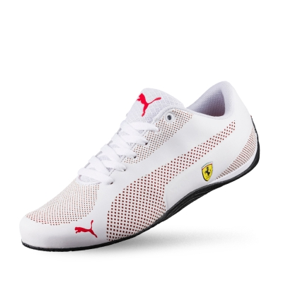 PUMA SF Drift Cat 5 Ultra 男女賽車運動鞋-白色