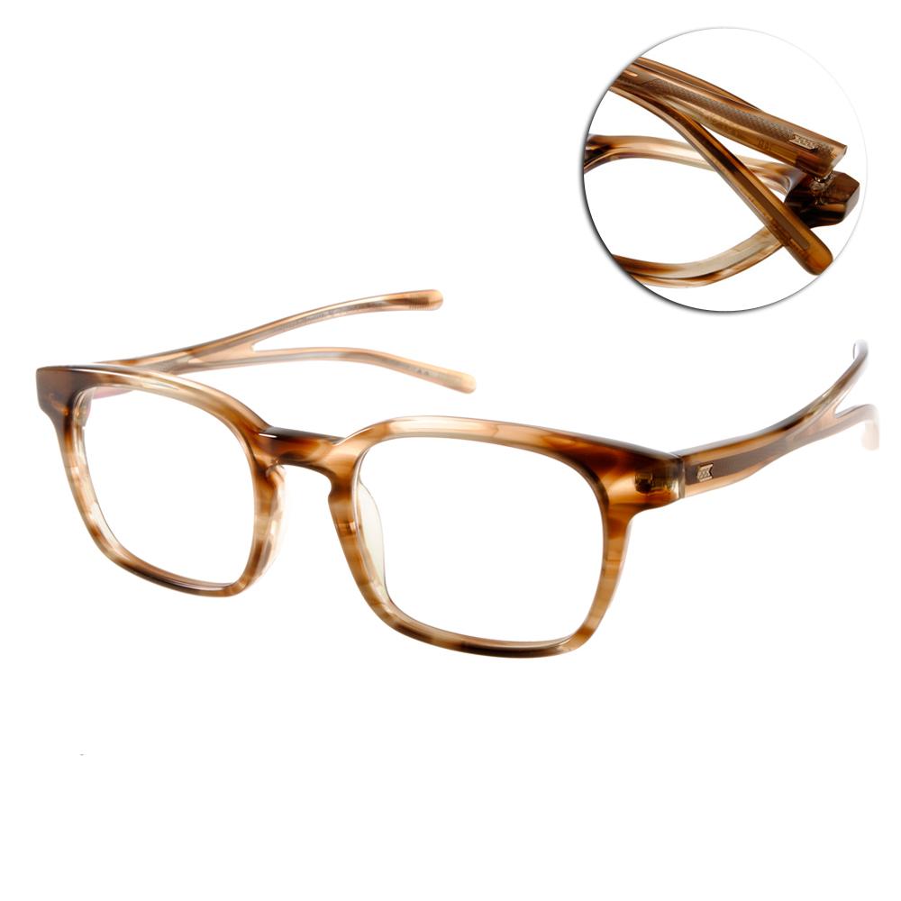 ACTIVIST眼鏡 紐約靈魂日本手工框/透棕#LOGAN C03