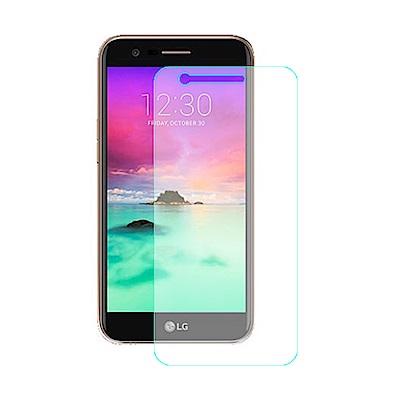 【SHOWHAN】LG K10(2017) 5.3吋9H鋼化玻璃貼 疏水疏油高清...