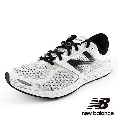 NEW BALANCE 跑鞋運動鞋- 男MZANTHW3白色
