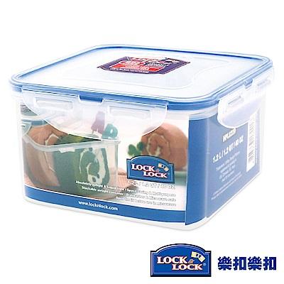 樂扣樂扣 CLASSICS系列PP保鮮盒-正方形1.2L(快)
