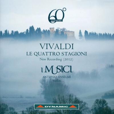 義大利音樂家合奏團   首演《四季》 60 週年紀念CD